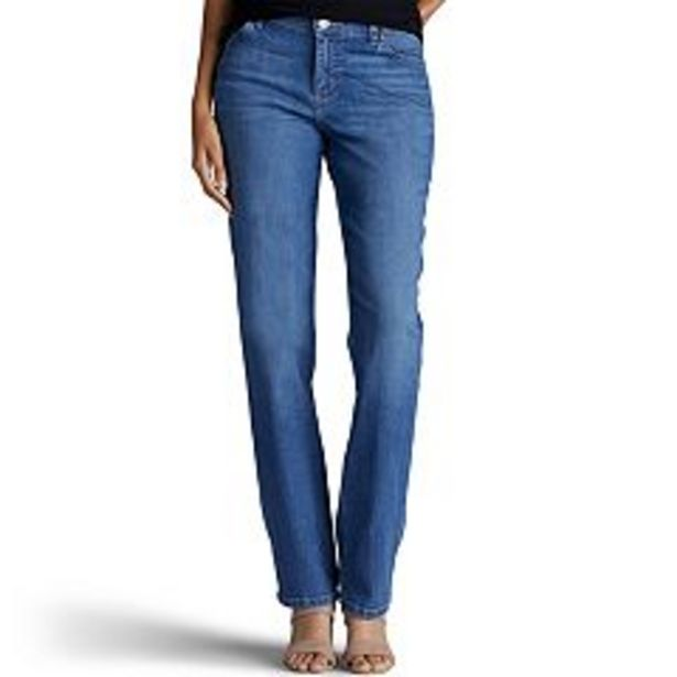 Women's Lee® Relaxed Fit Straight-Leg Jeans deals at $32.99