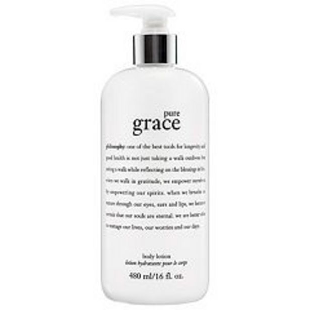 Philosophy Pure Grace Perfumed Body Lotion deals at $42