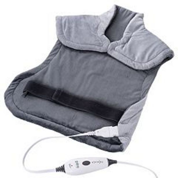 Pure Enrichment PureRelief XL - Extra-Long Back & Neck Heating Pad deals at $59.99