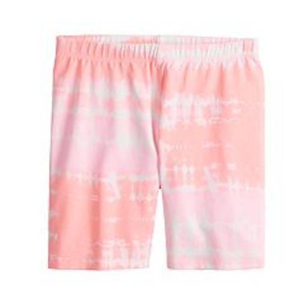Girls 4-20 SO® Core Bike Shorts deals at $5.4