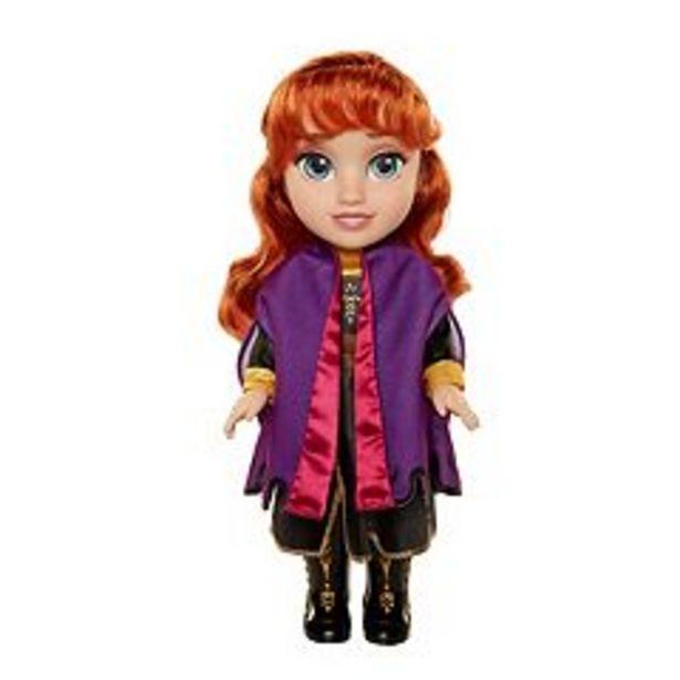 Disney's Frozen 2 Anna Adventure Doll deals at $12.49