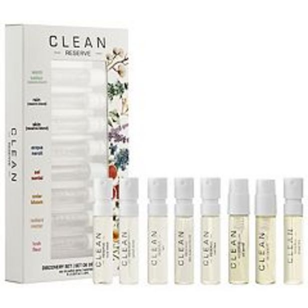 CLEAN RESERVE Reserve - Perfume Discovery Set deals at $24