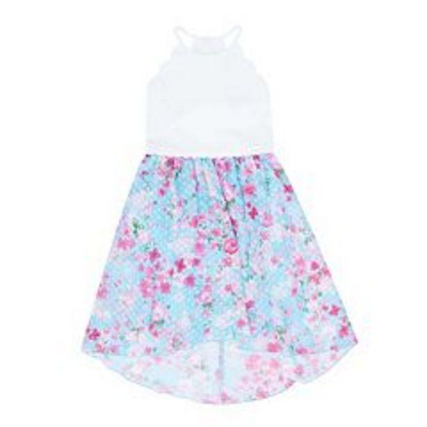 Girls 7-16 Speechless Floral High Low Sleeveless Dress deals at $8.7
