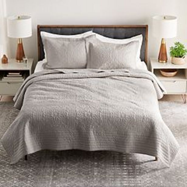 Sonoma Goods For Life® Heritage Anna Quilt or Sham deals at $14.99