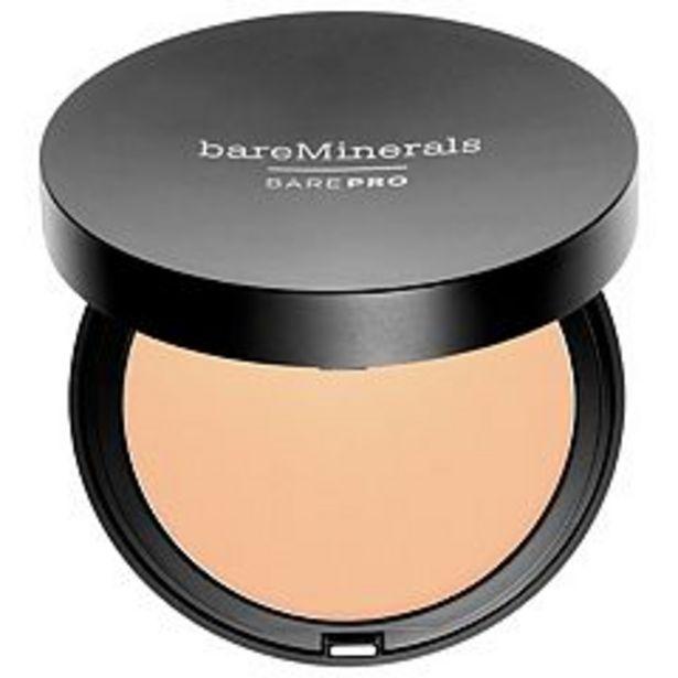 BareMinerals BAREPRO Longwear Powder Foundation deals at $33