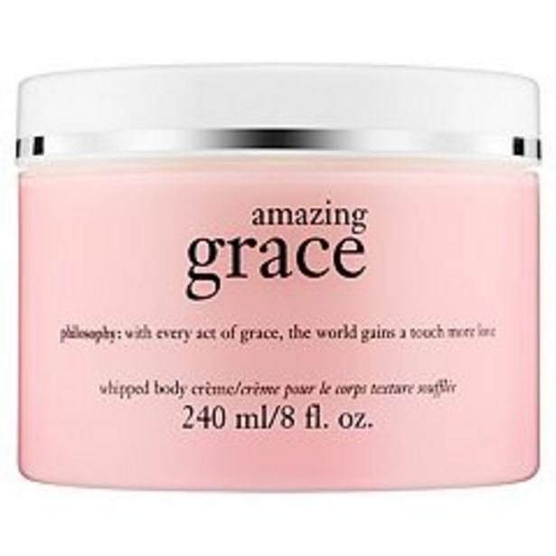 Philosophy Amazing Grace Whipped Body Crme deals at $38