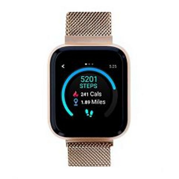 ITouch Air 3 Mesh Strap Smart Watch deals at $79.99