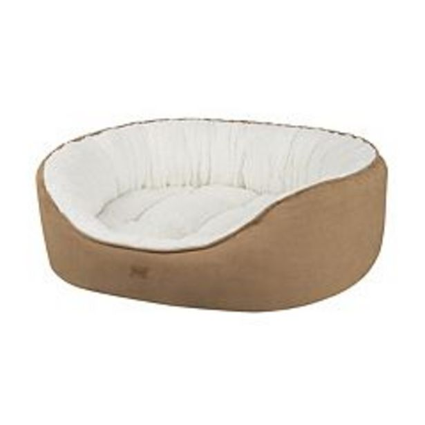 Koolaburra by UGG Faux Suede Sherpa Ped Bed deals at $37.5