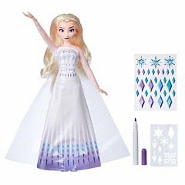 Disney's Frozen 2 Design-a-Dress Elsa deals at $9.99