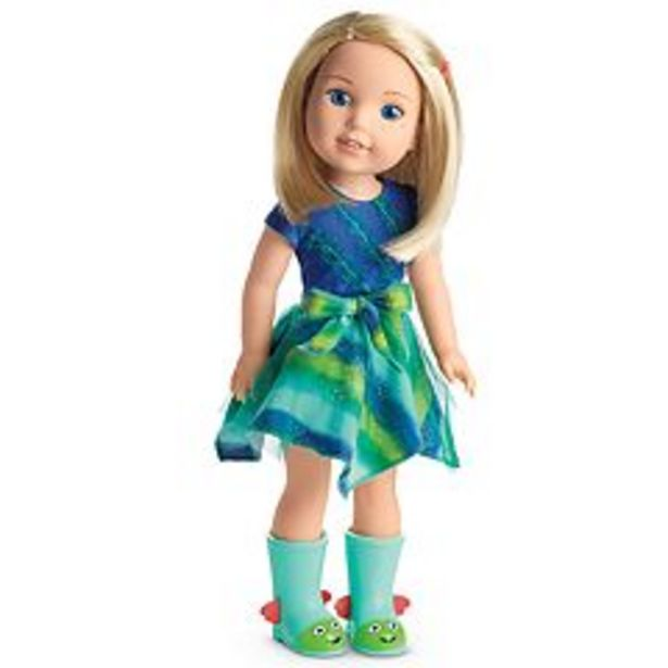 American Girl WellieWishers Camille Doll deals at $65