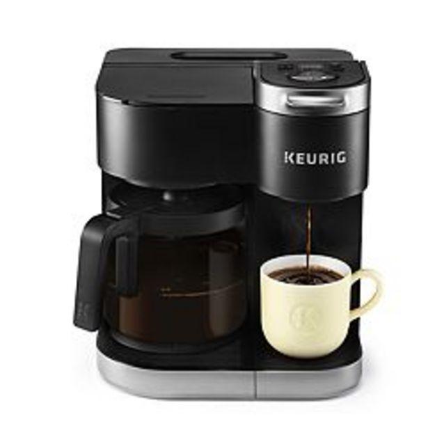 Keurig® K-Duo® Single-Serve & Carafe Coffee Maker deals at $179.99