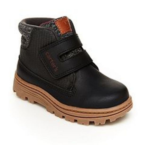 Carter's Kelso Toddler Boys' Ankle Boots deals at $29.99