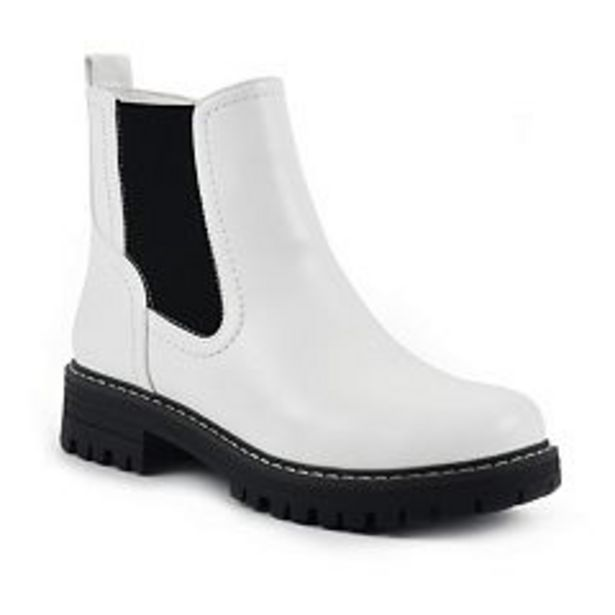SO® Kennedyy Women's Chelsea Boots deals at $34.99