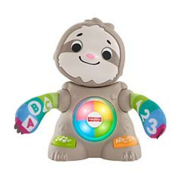 Fisher-Price Linkimals Smooth Moves Sloth deals at $29.99