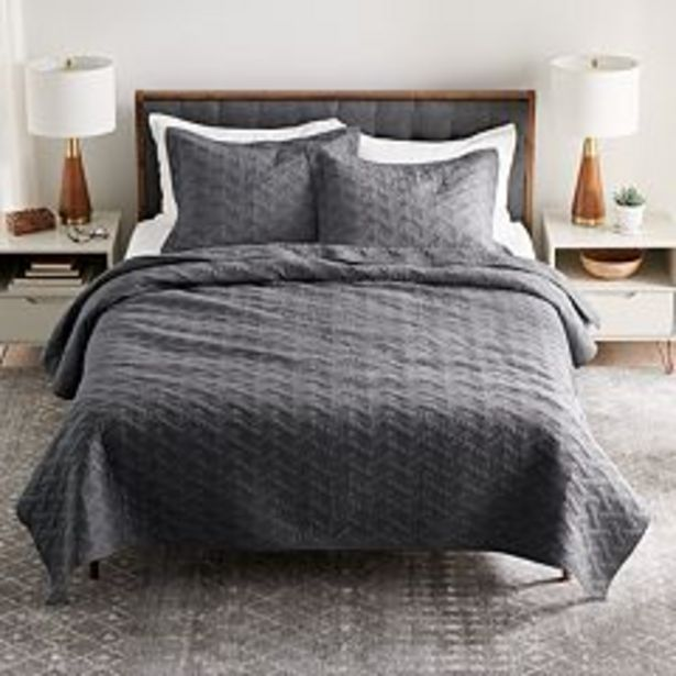 Sonoma Goods For Life® Heritage Anna Geo Quilt or Sham deals at $14.99
