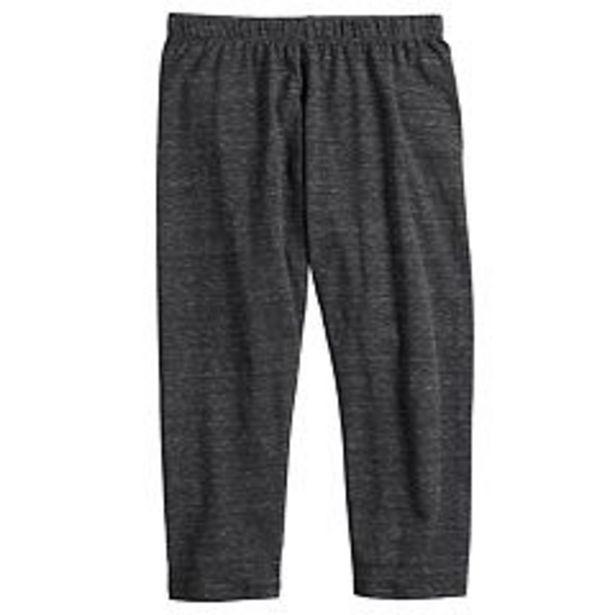 Girls 4-20 & Plus Size SO® Core Capri Leggings deals at $3.2