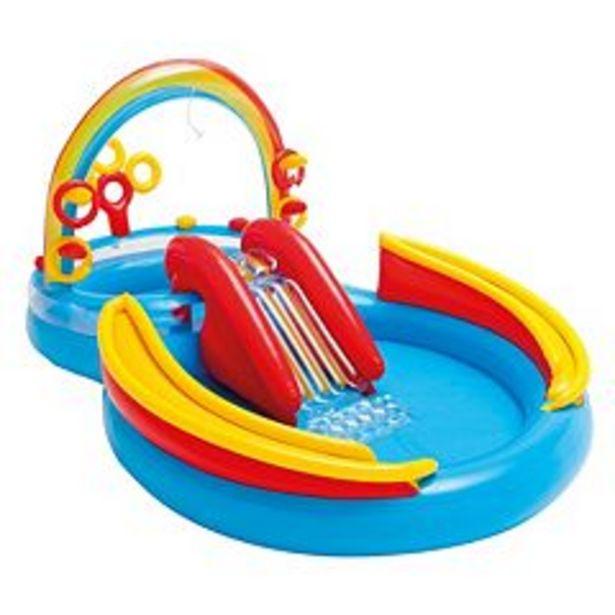 Intex Rainbow Ring Play Center deals at $35.99