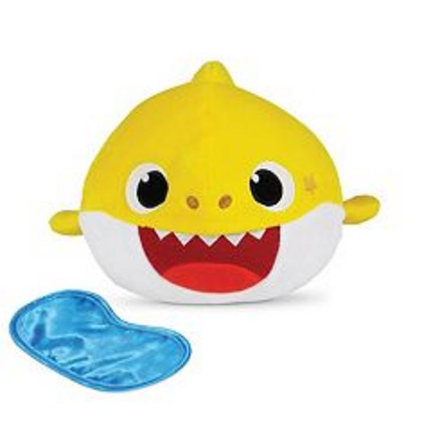 Pinkfong Baby Shark Official Baby Shark Sing & Snuggle Plush by WowWee deals at $7.99