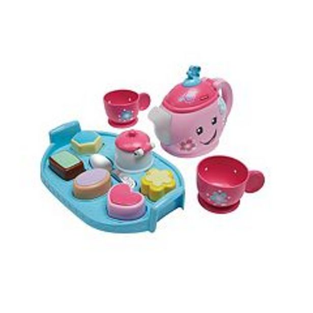 Fisher-Price Laugh & Learn Sweet Manners Tea Set deals at $16.99