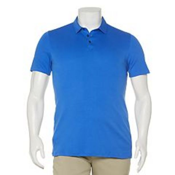Big & Tall Apt. 9® Core Heather Polo deals at $9.99