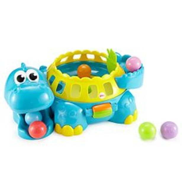 Fisher-Price Go Baby Go! Poppity Pop Musical Dino deals at $26.99