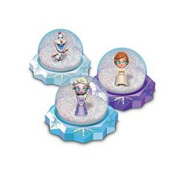 Disney's Frozen 2 Cra-Z-Snow Glitter Snow Globes by Cra-Z-Art deals at $3.74