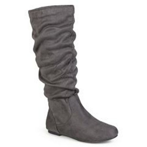 Journee Collection Rebecca Women's Tall Boots deals at $76.49