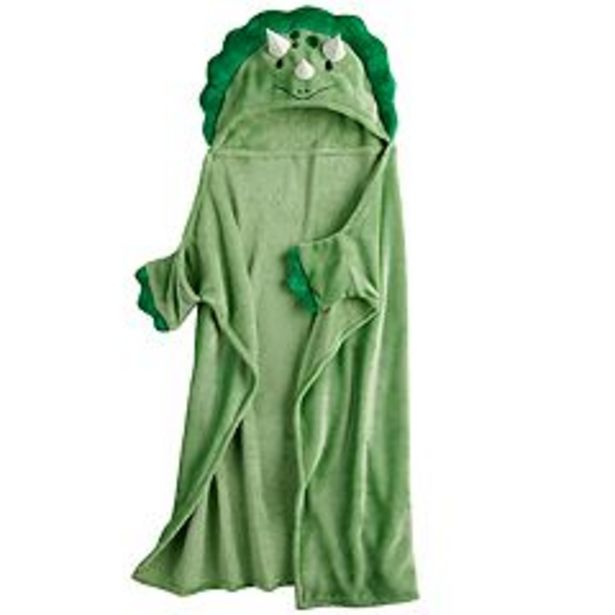 The Big One Kids™ Hooded Throw deals at $8.99