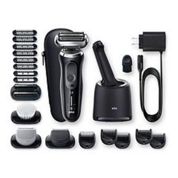 Braun Series 7 7091cc Flex Electric Razor with SmartCare Center deals at $199.99