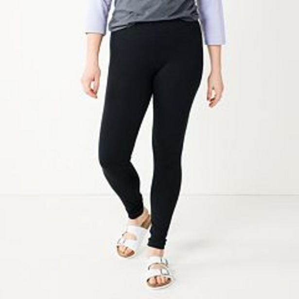 Women's Sonoma Goods For Life® Midrise Leggings deals at $11.99