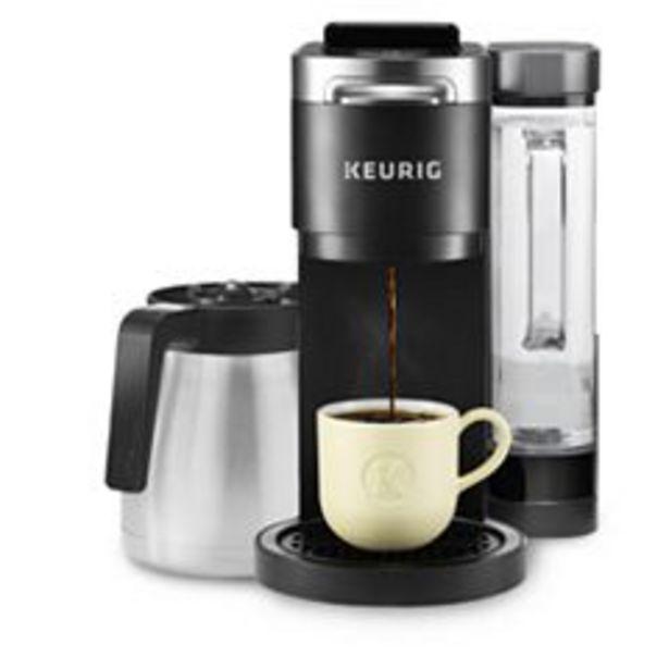 Keurig® K-Duo Plus® Single-Serve & Carafe Coffee Maker deals at $199.99