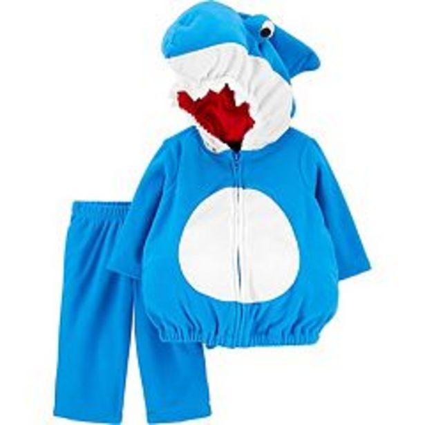 Baby Carter's Little Shark Halloween Costume deals at $22