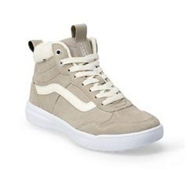 Vans® Range EXP Vansguard Women's Water-Resistant Suede High-Top Sneakers deals at $89.99