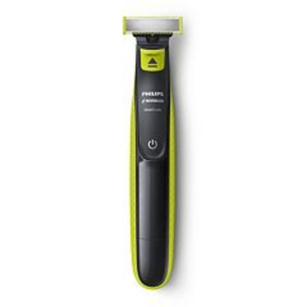 Philips Norelco OneBlade Electric Face Trimmer deals at $29.99