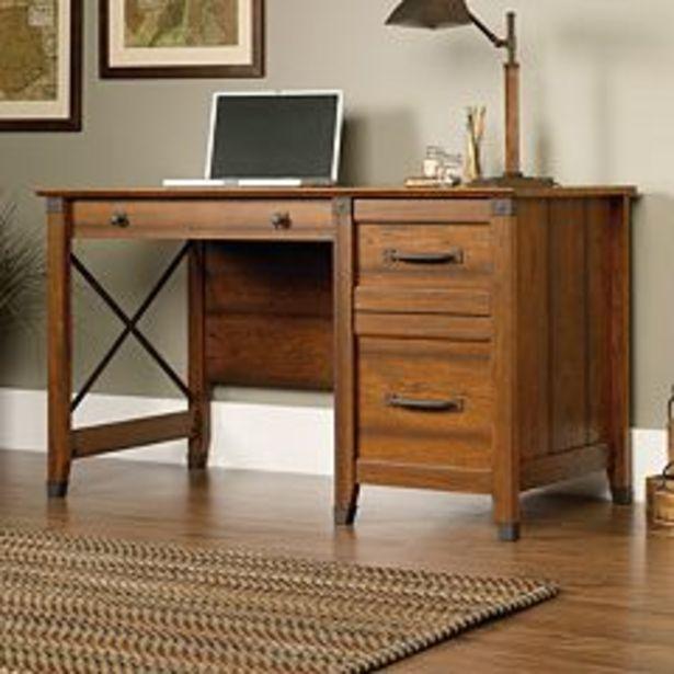 Sauder Carson Forge Desk deals at $233.19