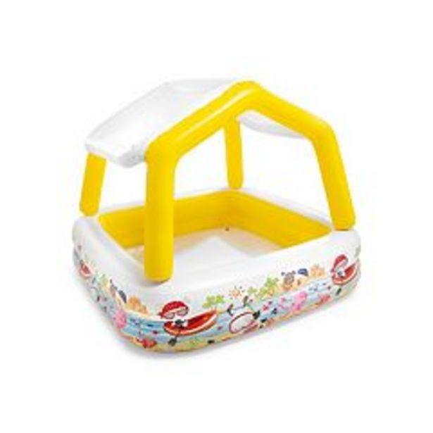 Intex Inflatable Sun Shade Pool deals at $22.49