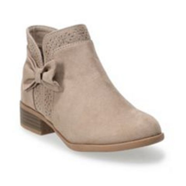 SO® Alexaa Girls' Ankle Boots deals at $34.99
