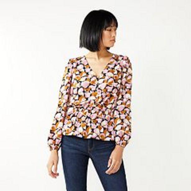 Women's Nine West Peplum Blouse deals at $29.99