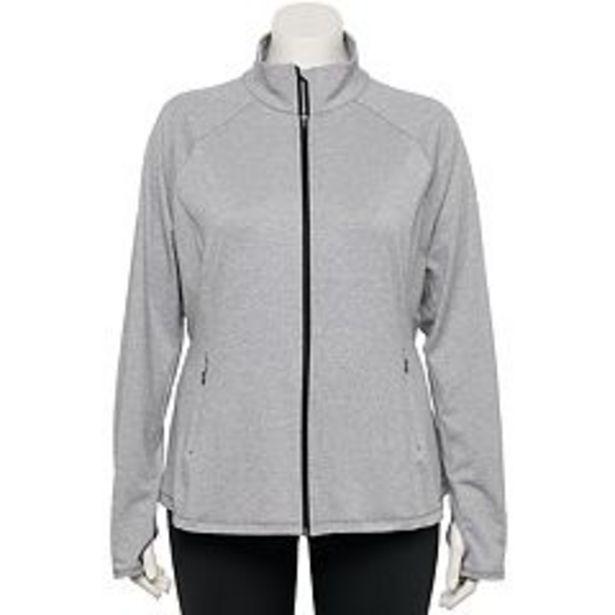 Plus Size Tek Gear® Performance Zip-Front Jacket deals at $44