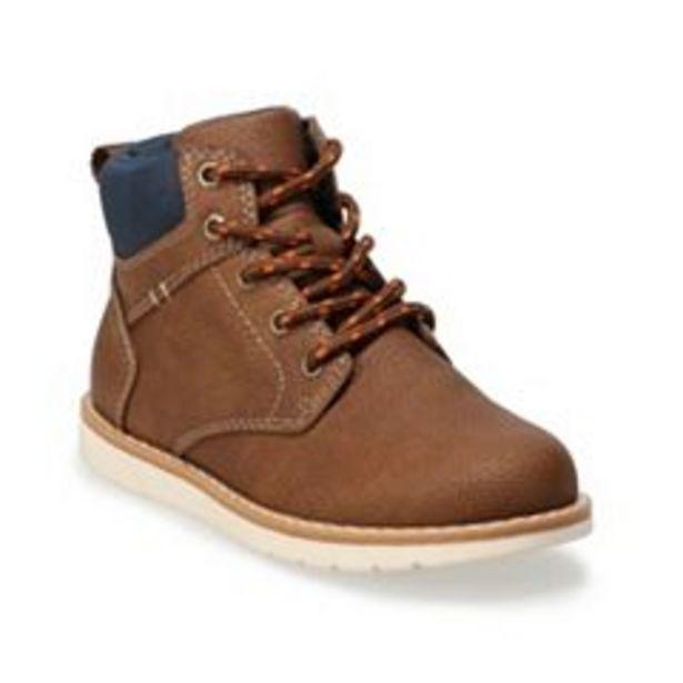 Sonoma Goods For Life® Dakotaa Boys' Sneaker Boots deals at $24.99