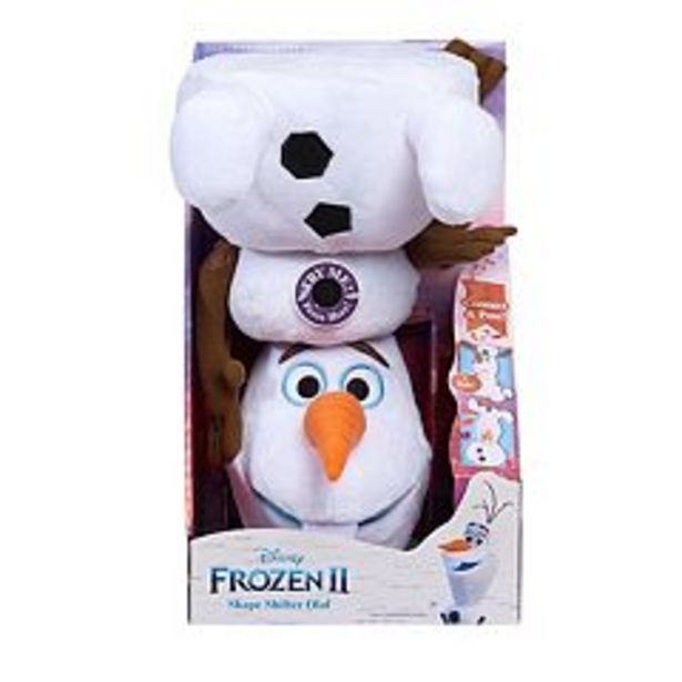 Disney's Frozen 2 Shape Shifter Olaf by Just Play deals at $11.24