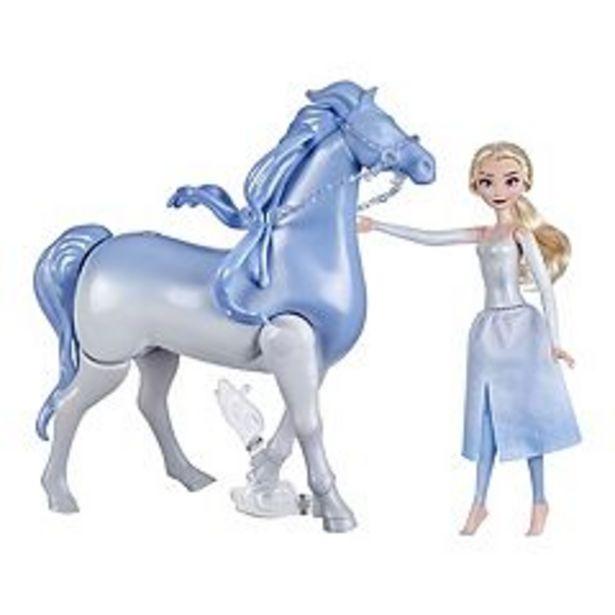 Disney's Frozen 2 Elsa and Swim and Walk Nokk deals at $34.99