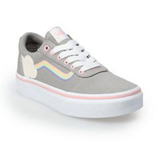 Vans® Ward Girls' Rainbow Shoes deals at $44.99