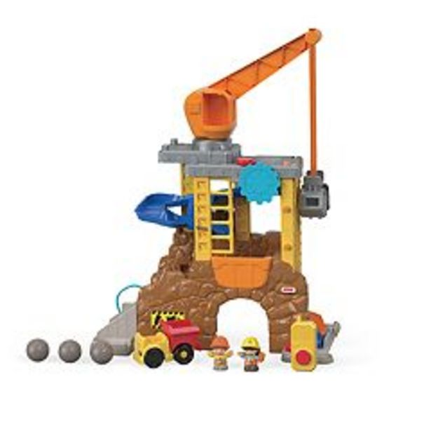 Fisher-Price Little People Work Together Construction Site deals at $49.99