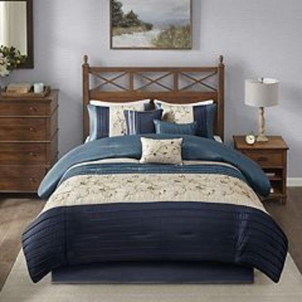 Madison Park Belle 7-piece Comforter Set deals at $111.99