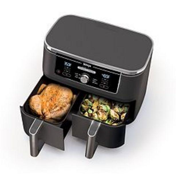Ninja Foodi 6-in-1 10-qt. XL 2-Basket Air Fryer with DualZone Technology deals at $219.99