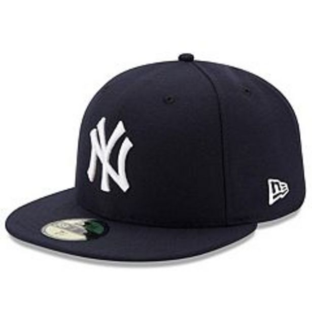 Men's New Era Navy New York Yankees Game Authentic Collection On-Field 59FIFTY Fitted Hat deals at $31.99