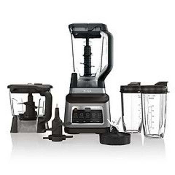 Ninja Professional Plus Kitchen System with Auto-iQ deals at $179.99