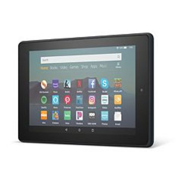 Amazon Fire 7 16 GB Tablet with 7-in. Display - 2019 Release deals at $49.99