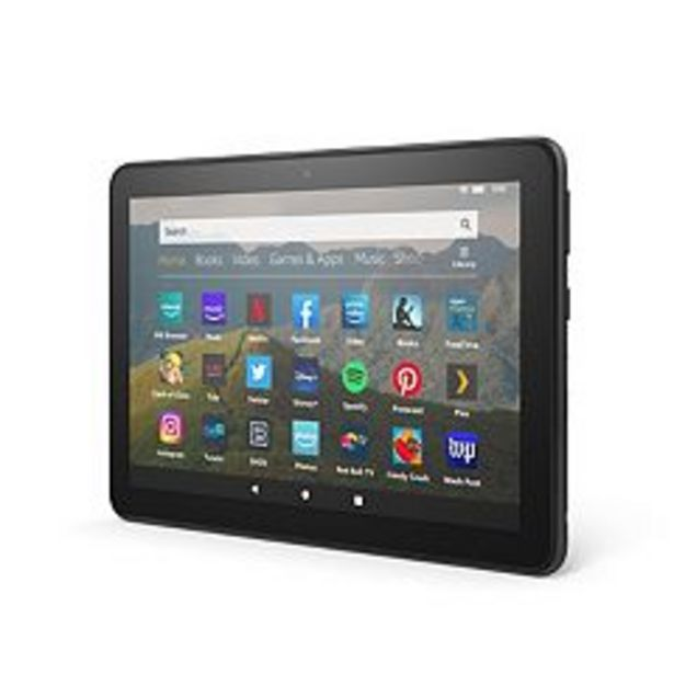 Amazon Fire HD 8 Tablet - 32 GB deals at $89.99